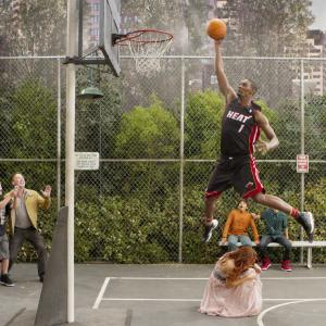 Chris Bosh, Debby Ryan, Karan Brar
