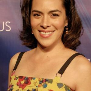Carla Vila at Alegria Magazine Launch Party