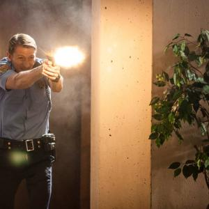 James Hebert as Officer Jason Twitty in Carter  June