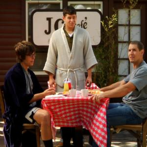 Cameron Fife, Tyler McGee and Joe Manente in Not Quite College (2011)