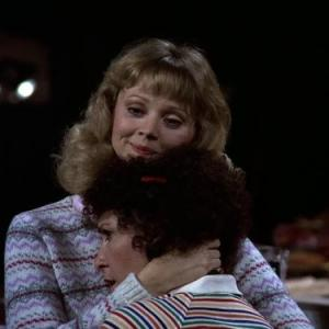 Still of Shelley Long and Rhea Perlman in Cheers 1982