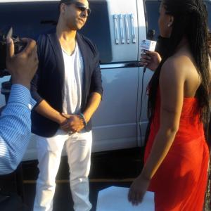 Interview for Nollywood TV in Houston Texas (2014)