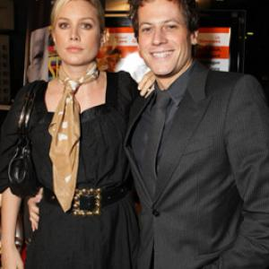 Alice Evans and Ioan Gruffudd at event of Juno 2007