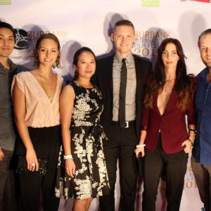 Burbank International Film Festival 2015  Moose film nominated for Best Dramatic Short