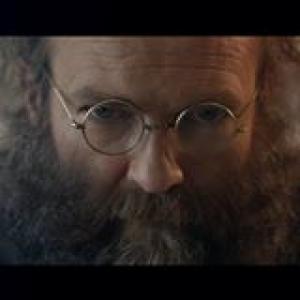 Accordion Maker in a commercial for Eichhorn Schwyzerrgeli