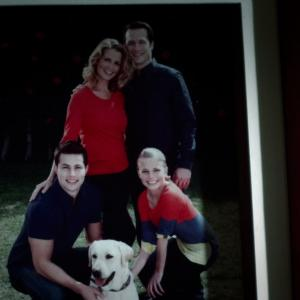 So called happy family