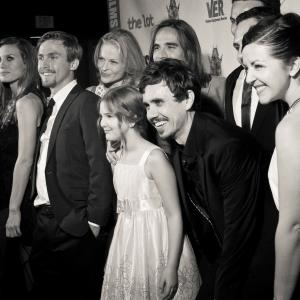 'The Toy Soldiers' World Premiere at Dances With Films - Hollywood's Chinese Theatres - June 2014. With cast.