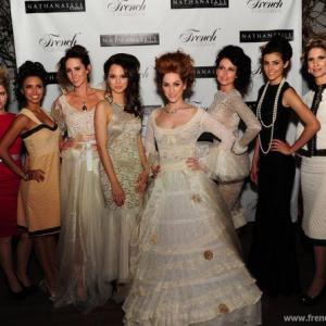 Nathanaelle Couture fashion show