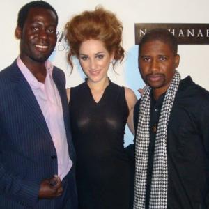 Clotilde Delavennat, Jude Anchang, Tejay Bah Nathanaelle Couture & French Tuesday red carpet