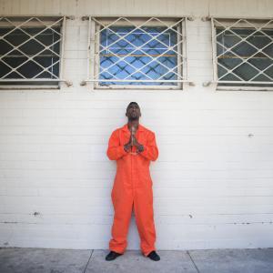 Holmes Lindsay IV One man Show Thirst. California Prisoner Hunger Strike.