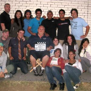 Some of the cast & crew of