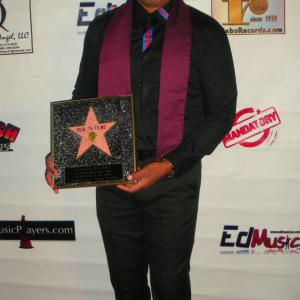 Gordon Vasquez, Hollywood FAME Awards -