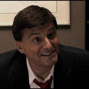 Steve Mason in Little Devil 2009