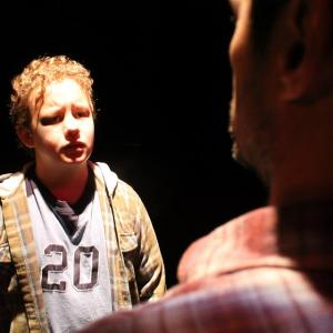 Sams Birthday Party Carsen Warner as Sam The Blank Theaters Young Playwright Festival 2013