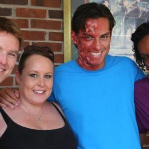 Still of Jeff Rose Renonda Anderson Jenique Keyatta HolderMincey and Maurice Chevalier in Its Supernatural 2011