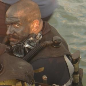 Working Photograph of me before a Dive