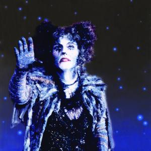 Jeri Sager as Grizabella in the Andrew Lloyd Webber show Cats