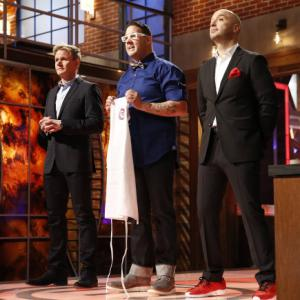 Gordon Ramsay, Joe Bastianich, Graham Elliot