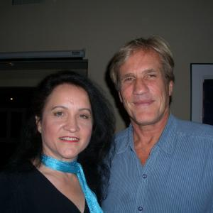 with host Randal Kleiser director of Grease and The Blue Lagoon at a screening of I Was a Teenage Movie Maker Hollywood 2006