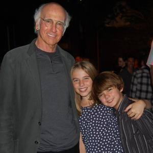 Larry David, Max Charles