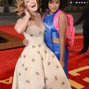 Willow Shields, Amandla Stenberg