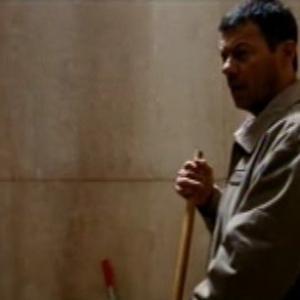 Janitor at The Dark Knight Rises