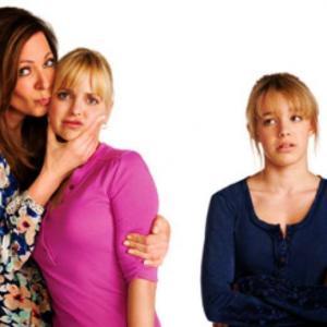 Stars of MOM: Allison Janney, Anna Faris and Sadie Calvano
