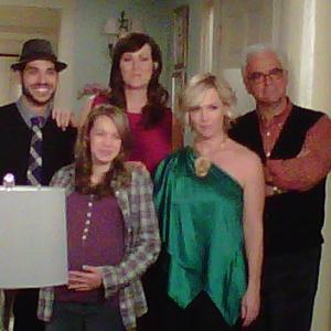Cast of ABC Family Pilot,