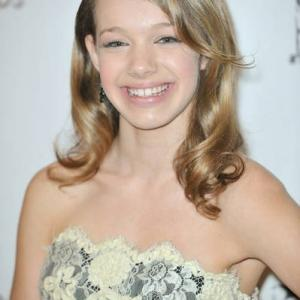 Sadie Calvano at 32nd Young Artist Awards