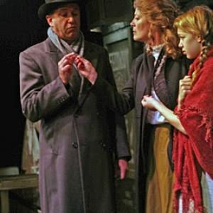 A CHICAGO CHRISTMAS CAROL at the Crown City Theatre