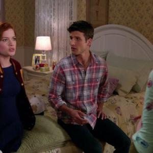 Allie Grant, Parker Young, Jane Levy