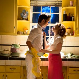 Justin Chatwin, Jane Levy