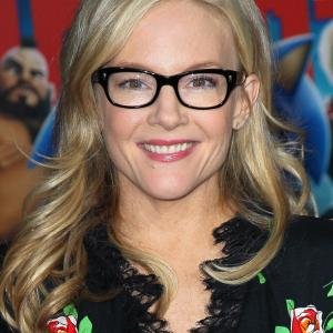 Rachael Harris at event of Ralfas Griovejas (2012)