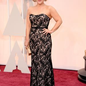 Rachael Harris at event of The Oscars (2015)