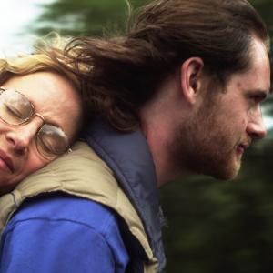 Still of Rachael Harris and Matt O'Leary in Natural Selection (2011)