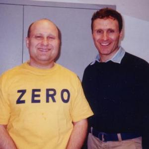 Nick Taylor and Joseph Del Giodice