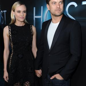 Joshua Jackson and Diane Kruger at event of Sielonese (2013)