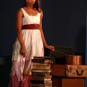 Miranda in THE TEMPEST Independent Shakespeare Company
