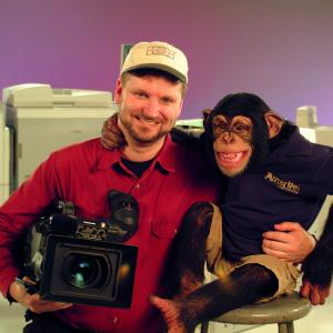 Lars  Director of Photography for Ameritel copier commercial Circa 2006