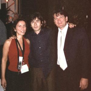 Silvia Scuccimarra Luigi Lo Cascio and Rino Piccolo Annecy Film Festival 2004