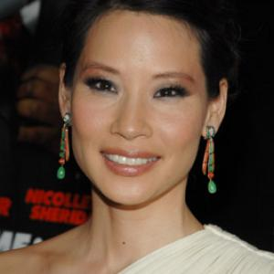 Lucy Liu at event of Code Name The Cleaner 2007