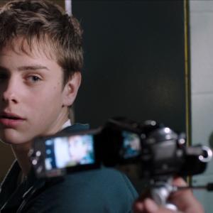 Still of Garrett Backstrom in Hello Herman (2012)