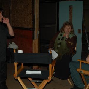 Norman Reedus, Michelle Danner and Garrett Backstrom in Hello Herman (2012)