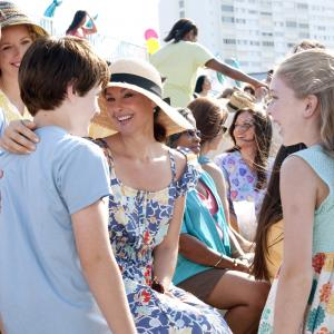 Still of Ashley Judd, Nathan Gamble and Cozi Zuehlsdorff in Dolphin Tale (2011)