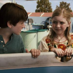 How is Winter going to swim without a tail?...with Nathan Gamble in