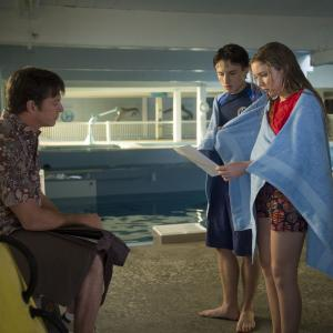 Still of Harry Connick Jr., Nathan Gamble and Cozi Zuehlsdorff in Dolphin Tale 2 (2014)