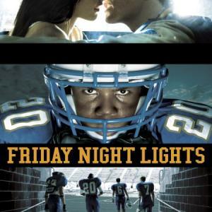 Minka Kelly and Scott Porter in Friday Night Lights 2006