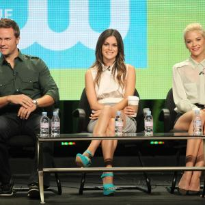 Jaime King Rachel Bilson and Scott Porter