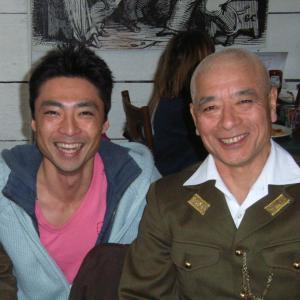 Ugaki in The Day of Kamikaze with Akira Koieyama