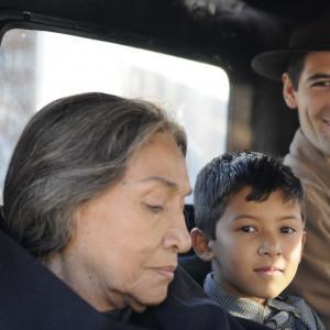Still of Miriam Colon Antonio Manuel and Luke Ganalon in Bless Me Ultima 2013
